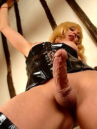 Monster Dildo and PVC
