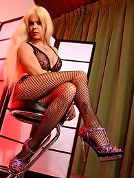Red Light Bodystocking Shemale