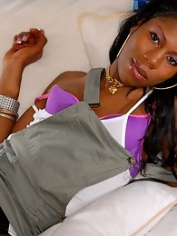 Beautiful black shemale I hooked up with on myspace