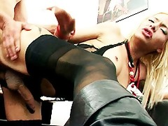 Horny Maia Masturbating Together With A Dude